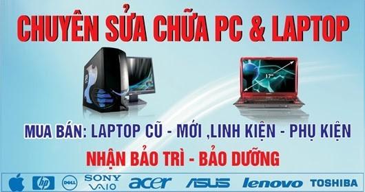 Lựa chọn địa chỉ sửa laptop Phú Nhuận uy tín sẽ giúp khách hàng giải quyết dứt điểm sự cố