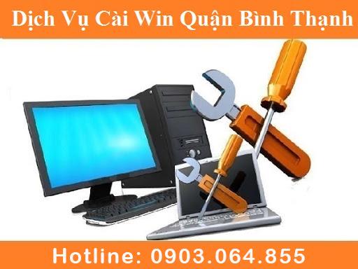 Dịch vụ cài win quận Bình Thạnh tại nhà Win và Office bản quyền