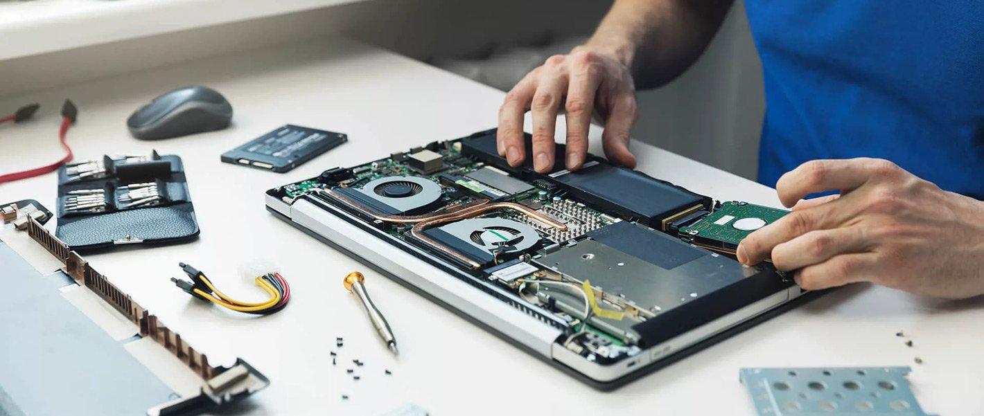 Máy tính vàng hỗ trợ thay linh kiện giá ưu đãi