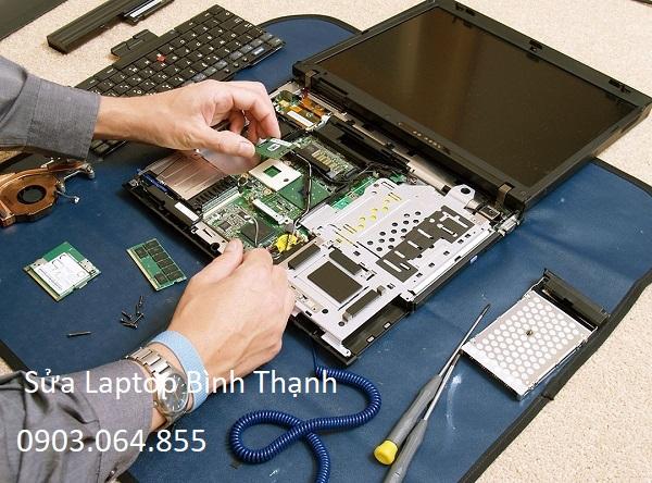 Sửa Laptop Bình Thạnh Giá Rẻ - Chuyên Nghiệp tại Máy Tính Vàng